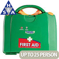 Astroplast Green Box HSA 11-25 Person Food Hygiene First Aid Kit