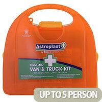 RAC Vivo Van & Truck First Aid Kit Up to 5 Person HA1019033