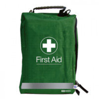 Eclipse 500 Series Compact Sports First Aid Kit Up to 20 Person Green 1025078