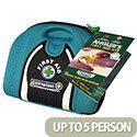 Fishing First Aid Kit Angler's Soft Pouch Up to 5 Person 1050071