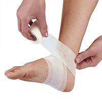 Cohesive Bandage 10cm x 4.5m Pack of 1 White 1805003
