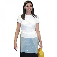 Astroplast Disposable Poly Aprons Twin (Pack of 2) 4801003