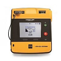 LIFEPAK 1000 Automatic External Defibrillator with ECG & Manual Mode 5005005