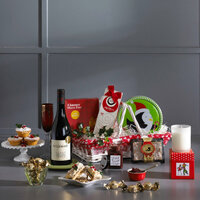 A Taste Of Christmas Gift Basket