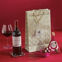 Red Wine & Chocolates Gift Bag