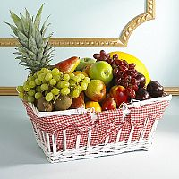 The Fresh Fruit Gift Basket