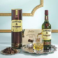 Classic Jameson Whiskey & Irish Chocolate Gift