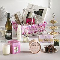 Ladies Luxuries Gift Basket
