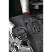 Polyco Matrix P Grip Gloves 9 Black 403-MAT