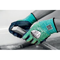 Polyflex Eco Latex Palm Coated Size 9 Gloves Pack of 10 PEL