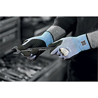 Polyflex Eco Nitrile Palm Coated Size 9 Gloves Pack of 10 PEN