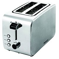 Igenix 2 Slices Stainless Steel Toaster Ig3202