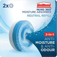 Unibond Aero 360 Pure Refill Pack of 2 2633442