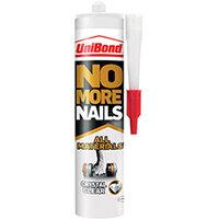 No More Nails All Materials Grab Adhesive Cartridge Clear 290g 2492492