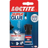 Loctite Super Glue Brush On 5g (Pack of 2 + 1 Free) HK810853