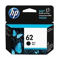 HP 62 Black Original Ink Cartridge C2P04AE