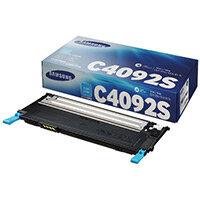 Samsung CLT-C4092S Cyan Standard Yield Toner Cartridge SU005A