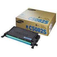 Samsung CLT-C5082S Cyan Standard Yield Toner Cartridge SU056A