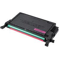 Samsung CLT-M5082S Magenta Standard Yield Toner Cartridge SU323A
