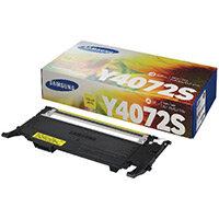 Samsung CLT-Y4072S Yellow Standard Yield Toner Cartridge SU472A
