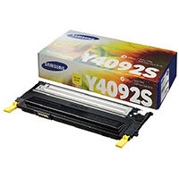 Samsung CLT-Y4092S Yellow Standard Yield Toner Cartridge SU482A