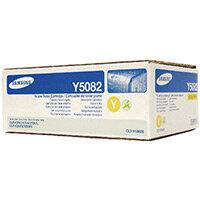 Samsung CLT-Y5082S Yellow Standard Yield Toner Cartridge SU533A
