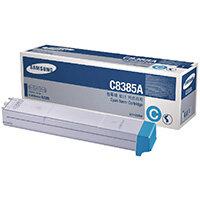 Samsung CLX-C8385A Cyan Toner Cartridge SU579A