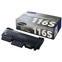 Samsung MLT-D116S Black Standard Yield Toner Cartridge SU840A