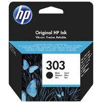 HP Original 303 Black Ink Cartridge T6N02AE