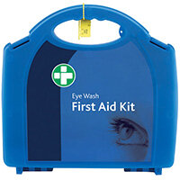 Reliance Medical Double Eye Wash Station First Aid Kit 904