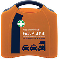 Reliance Medical Motokit BSI Travel First Aid Kit Medium 3011