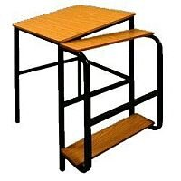 Drawing Table With Pockets 650x600x790mm  #SSD
