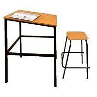 Drawing Table 600x600x790mm #SSD
