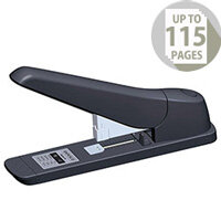 Rapesco 45 Heavy Duty Stapler Black 1063