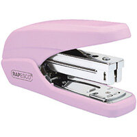 Rapesco X5 Candy Pink 25ps Less Effort Stapler 1339