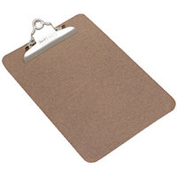 Rapesco Hardboard Clipboard A5 1402