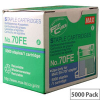 Rapesco Staple Cartridge EH-70F 0832 Pack of 5000