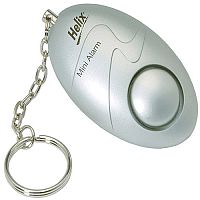 Helix Personal Mini Alarm 100dB Siren Rip-cord Activation HX14234
