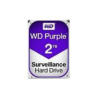 WD Purple WD20PURZ 2 TB 3.5in Internal Hard Drive SATA 64 MB Buffer