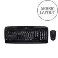Wireless Combo MK330 ARABIC LAYOUT AR