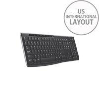Wireless Keyboard K270 US INT EER