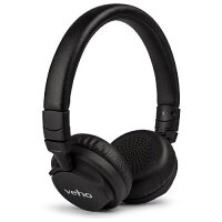 Veho ZB5 Wired/Wireless Over-the-head Stereo Headset - Circumaural - 1000 cm - Bluetooth - 32 Ohm - 20 Hz to 20 kHz - 120 cm Cable - Mini-phone (3.5mm)