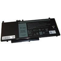 V7 Replacement Battery D-G5M10-V7E for selected Dell Notebooks, Battery, DELL, LATITUDE E5450, E5550, 7FR5J