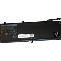 V7 Replacement Battery D-62MJV-V7E for selected Dell Notebooks, Battery, DELL, PRECISION 5510, 5520, 5540; DELL XPS 15: 9550, 9560, 9570
