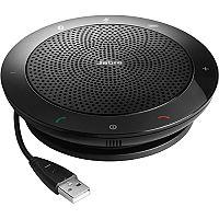 Jabra Speak 510 MS Speakerphone Black USB Headphone Microphone Desktop