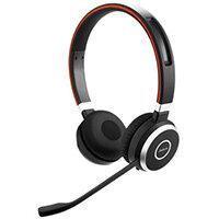 Jabra Evolve 65 UC Stereo, Headset, Head-band, Office/Call center, Black, Binaural, China