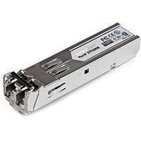 StarTech.com MSA Uncoded SFP Module - 1000BASE-SX - 1GbE Multi Mode Fiber (MMF) Optic Transceiver - 1GE Gigabit Ethernet SFP - LC 550m - 850nm - DDM, Fiber optic, 1250 Mbit/s, SFP, LC, SX, 550 m