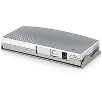 StarTech.com 8 Port USB to RS232 Serial DB9 Adapter Hub, USB 2.0 Type-B, Serial, Silver, Plastic, CE, FCC, 5 V