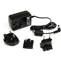 StarTech.com 12V DC 1.5A Universal Power Adapter, Universal, Indoor, 110-240 V, 50/60 Hz, 12 V, AC-to-DC