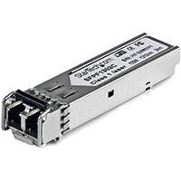 StarTech.com Cisco GLC-FE-100FX Compatible SFP Transceiver Module - 100BASE-FX, Fiber optic, 155 Mbit/s, SFP, LC, FX, 2000 m